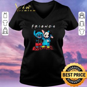 Top Friends Stitch and Mickey Supreme shirt sweater