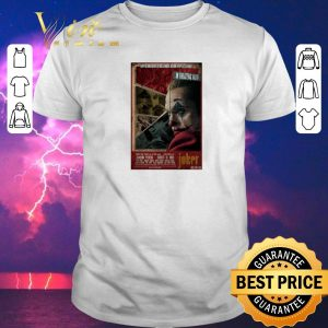 Top In Theaters now Joan Phoenix Joker shirt sweater