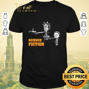 Top Rick and Morty Science Fiction shirt sweater