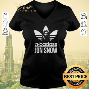 Top adidas a-badass Jon Snow shirt sweater