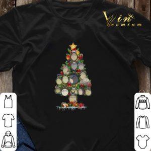 Toroto Christmas tree Studio Ghibli shirt sweater 2