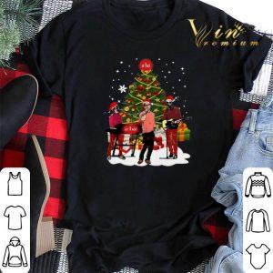 a ha Christmas tree shirt sweater
