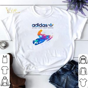 adidas all day i dream about Snocross shirt sweater