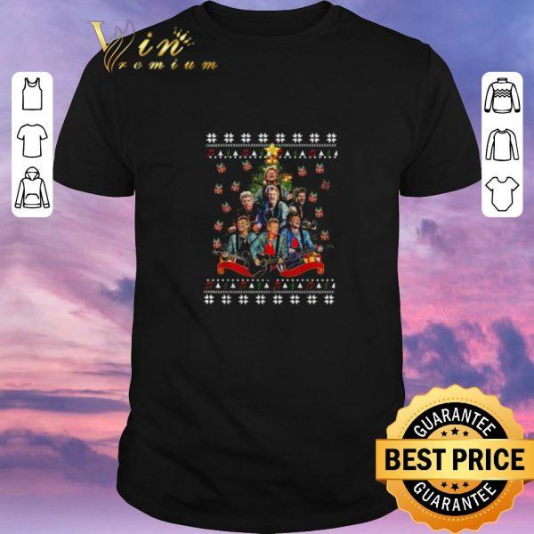 Awesome Bon Jovi Christmas tree ugly sweater