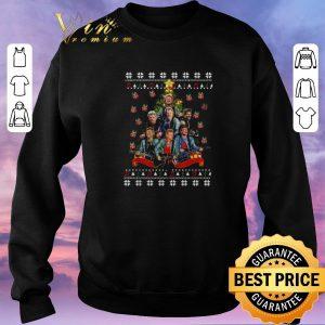 Awesome Bon Jovi Christmas tree ugly sweater 2