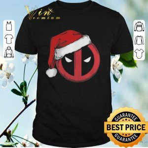 Awesome Christmas Santa Deadpool Marvel shirt