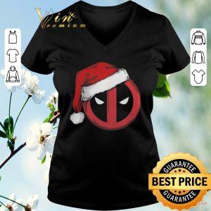 Awesome Christmas Santa Deadpool Marvel shirt