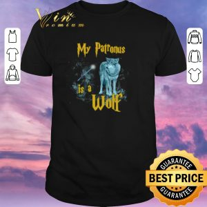 Awesome Harry Potter My Patronus Is A Wolf shirt sweater