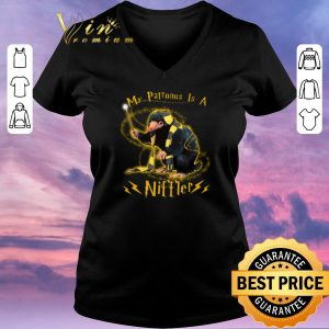 Awesome My Patronus is a niffler Harry Potter shirt sweater