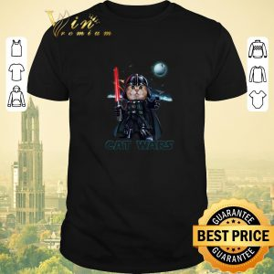 Awesome Star Wars Darth Vader Cat Wars Death shirt
