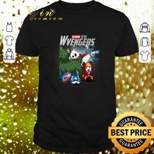Cool Marvel Avengers Endgame West Highland White Terrier Wvengers shirt