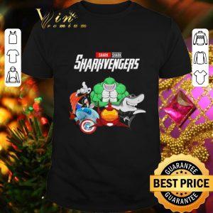 Cool Shark Sharkvengers Marvel Avengers Endgame shirt