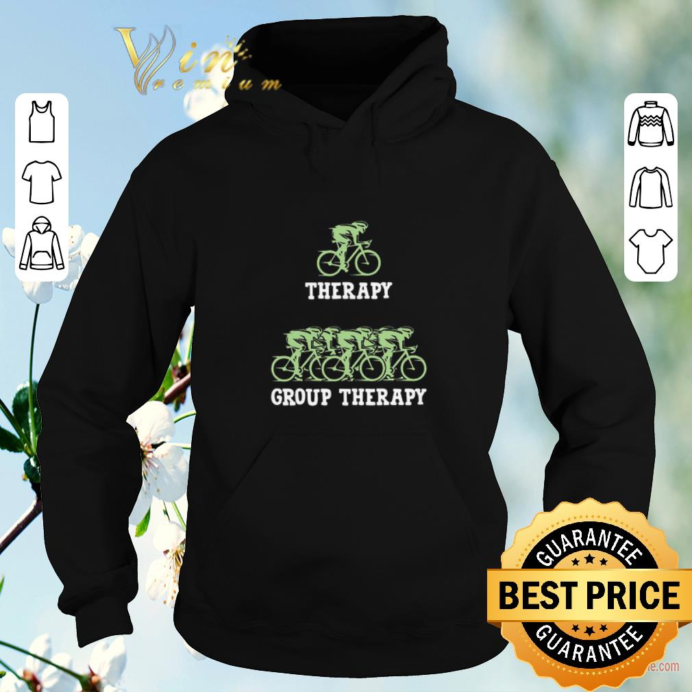Funny Bicycle group therapy shirt sweater 4 - Funny Bicycle group therapy shirt sweater