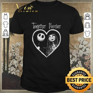 Funny Jack Skellington love Sally together forever shirt sweater