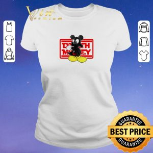 Funny Star Wars Darth Mickey Darth Vader shirt