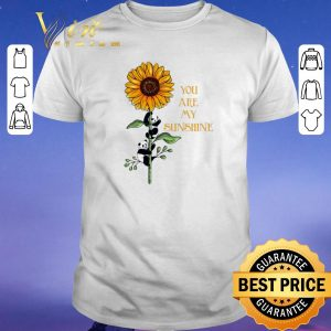 Funny Sunflower panda you are my sunshine shirt sweater