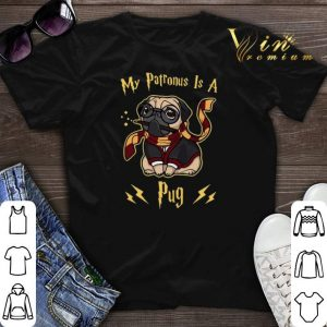 Harry Potter My Patronus is a Pug shirt sweater