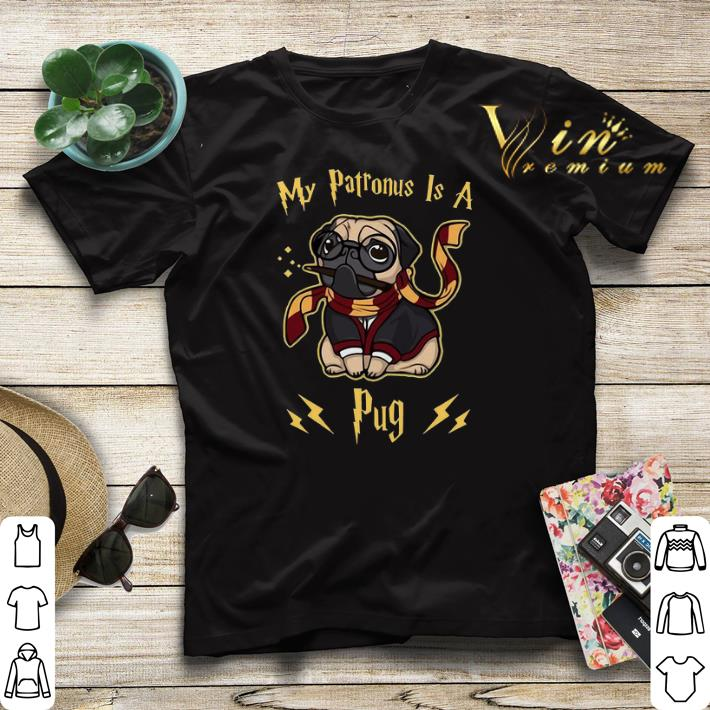 Harry Potter My Patronus is a Pug shirt sweater 4 - Harry Potter My Patronus is a Pug shirt sweater