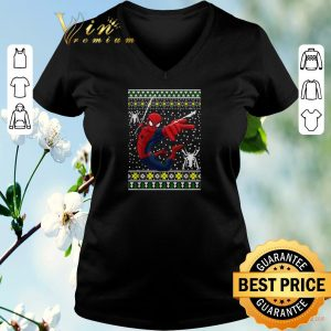 Nice Amazing Spider man ugly Christmas shirt sweater