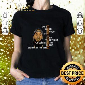 Nice Tory Lanez Say It Gold Rondo Litty Luv Talk To Me shirt