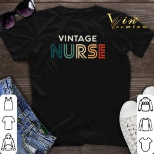 Nurse Vintage shirt