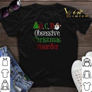 O.C.D Obsessive Christmas Disorder shirt sweater