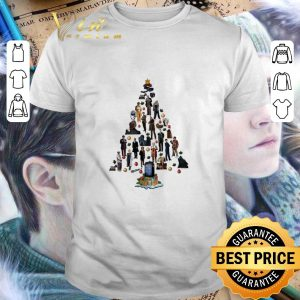 Official Doctor Who Christmas tree shirt