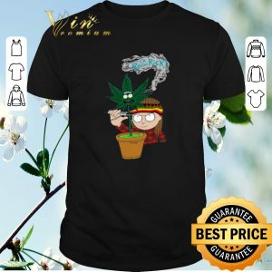 Official Morty I'm Reefer Rick weed cannabis shirt sweater