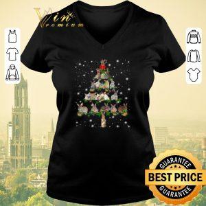 Official Rabbit Christmas Tree Bunny shirt sweater