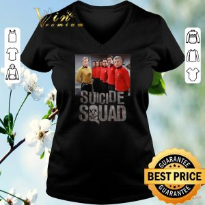Official Star Trek Suicide Squad shirt sweater