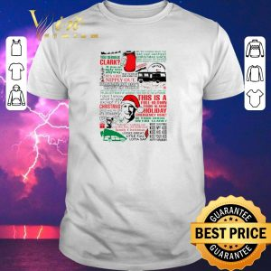 Premium You serious Clark Griswold National Lampoon nipply out Christmas shirt sweater