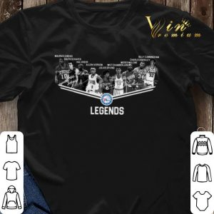 Signature Philadelphia 76ers Legends all shirt 2