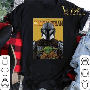 The Mandalorian and Baby Yoda Star Wars shirt sweater