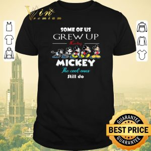 Top Some of us grew up loving Mickey the cool ones still do Disney shirt sweater