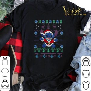 Ugly Christmas Stitch Claus sweater