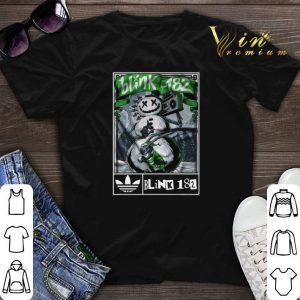 Adidas Blink 182 shirt sweater