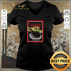 Awesome Baby Yoda The child Time's People of the Year Issue shirt sweater