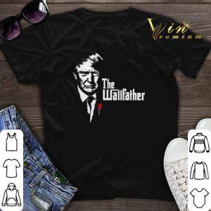 Donald Trump The Wallfather shirt sweater