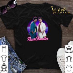 Friends Ross & Chandler Ross Geller And Chandler Bing shirt sweater