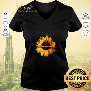 Hot Sunflowers and nature shirt sweater