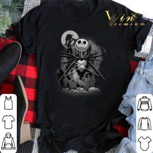 Nightmare Before Christmas Jack Skellington Disney shirt sweater