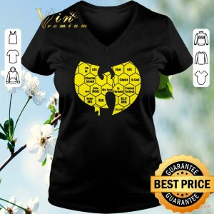 Official Wu-tang Clan Logo Killa Beez Is Forever shirt sweater 1
