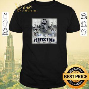 Premium New York Yankees Perfection Don Larsen Signatures Autographed shirt sweater