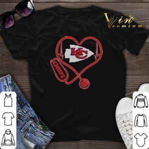 Heartbeat Love Kansas City Chiefs Super Bowl Champions shirt sweater