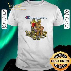 Hot Champion King Kobe Bryant Legend shirt sweater