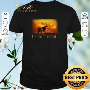 Nice The Corgi King The Lion King shirt sweater