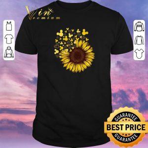 Original Sunflower mashup Mickey head shirt sweater