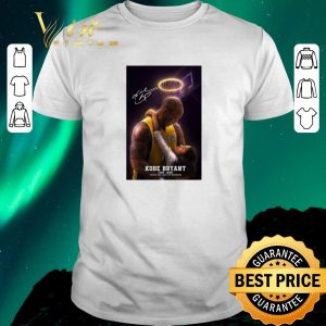 Premium Signed RIP Kobe Bryant 1978 2020 thank you for the memories shirt sweater