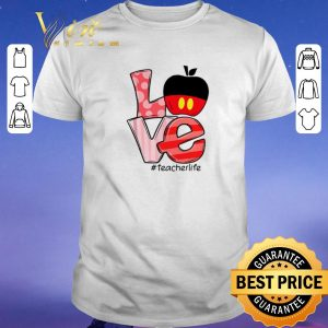 Awesome Love #teacherlife Mickey mouse shirt sweater