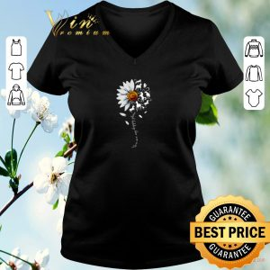 Awesome White flowers horses you are my sunshine shirt sweater